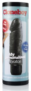 Cloneboy-Personalized-Vibrator-Black